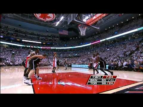 Kyle Lowry - 36 pts, 6 asts vs Nets Full Highlights (2014.04.30) (2014 EC1R GM5)