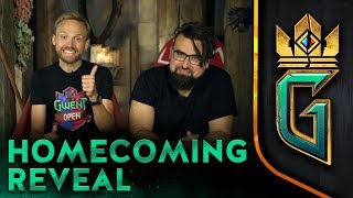 GWENT: The Witcher Card Game - Homecoming Reveal