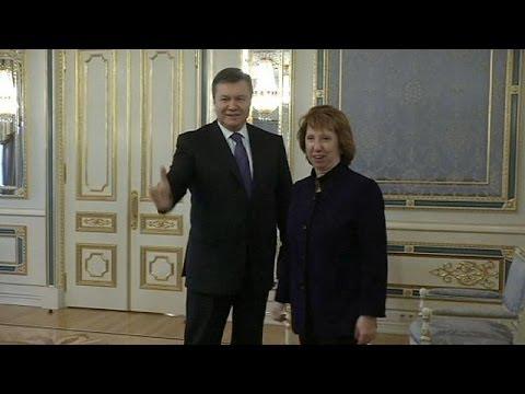 Ukraine : Catherine Ashton appelle à l'accélération des réformes