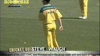 *RARE* Australia Vs Sri Lanka 1992 WORLD CUP MATCH