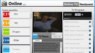 TV Online V1.7 Tutorial + Download Links