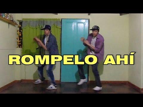 Los Nota Lokos ft. Resk-t - Rompelo ahí