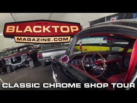 Classic Chrome Shop Tour