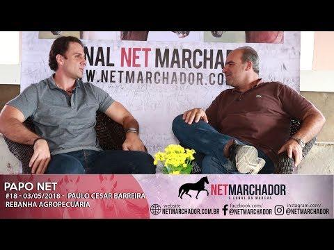 #18 - PAPO NET - PAULO CESAR BARREIRA - REBANHA AGROPECUÁRIA HD