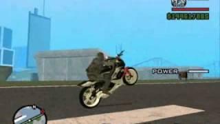 Suzuki Motor San Andreas