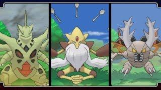 Pokemon X And Y: All Mega Evolutions!