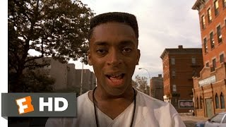 Do The Right Thing (5/10) Movie CLIP Racist Stereotypes