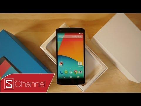 Đánh giá Nexus 5: Màn hình đẹp, cấu hình mạnh, camera khá, pin trung bình