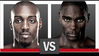 Official UFC 172 Fight Card Preview: Phil Davis vs. Anthony Johnson