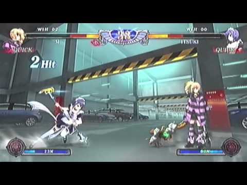 Phantom Breaker Japanese Xbox 360 Demo Part 2/2