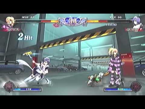 Phantom Breaker Japanese Xbox 360 Demo Part 2/2