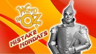 The Wizard Of Oz (1939) Movie Mistakes