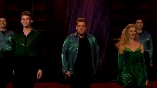 Riverdance  on The Late Late Show with James Corden