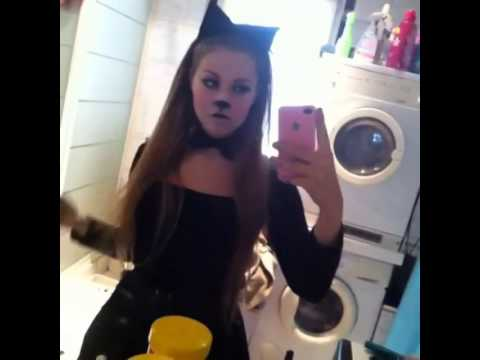 Kitty Make up for halloween