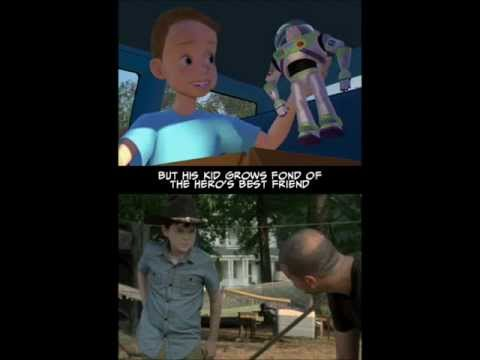 Irrefutable Proof Walking Dead And Toy Story Have Same Plot