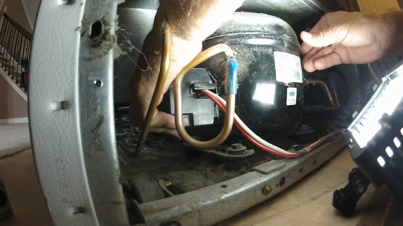 Whirlpool Refrigerator Model Number Ed25tdxgw00 Repair Mp4