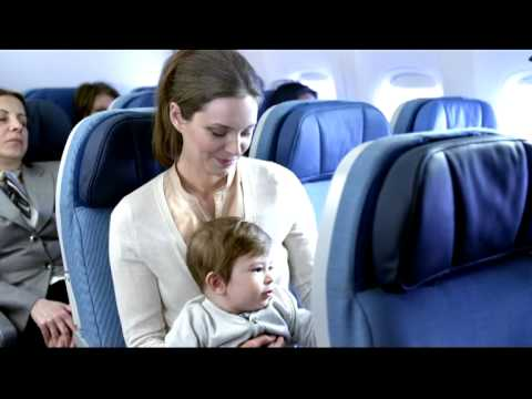 Turkish Airlines Safety Demo