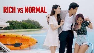 Rich People VS Normal People