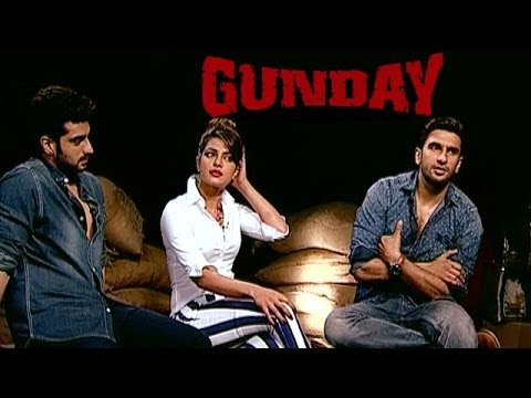 Gunday : Priyanka Chopra believes Arjun & Ranveer always wanted to be Gundays