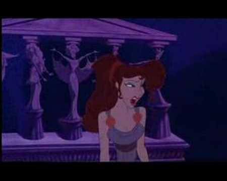 Hercules - I Won't Say I'm in Love