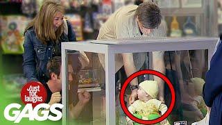 Skrytá kamera - predávanie detí