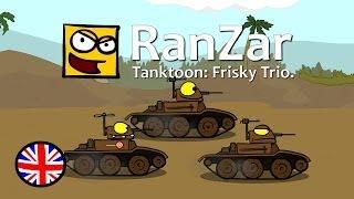 Tanktoon #9 - Rýchla trojka
