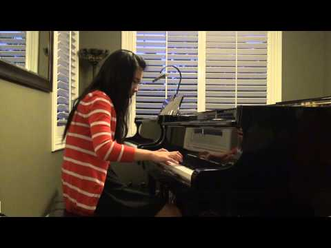 Melody Lee playing Liszt