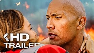 BAYWATCH Trailer (2017)- Dwayne Johnson, Zac Efron, Priyan..