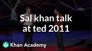 Salman Khan Talk At TED 2011 (from Ted.com)