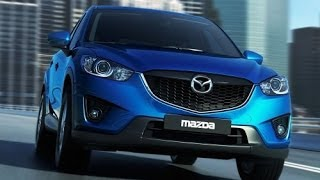 New Mazda CX 5 SUV 2015 Interior And Exterior Review