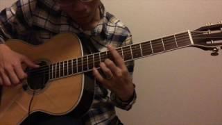Toccata - Sten Le - Paul Mauriat (guitar fingerstyle cover)