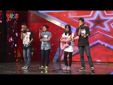 [FULL] Vietnam's Got Talent 2014 - TẬP 03 (12/10/2014)