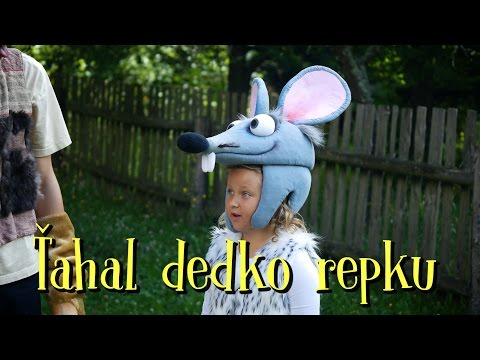 Smejko a Tanculienka - Ťahal dedko repu
