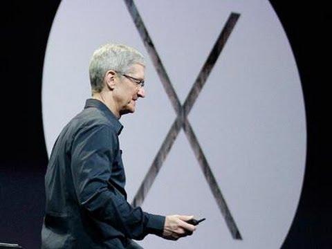 Apple Updates OSX, IOS, Announces Health Apps