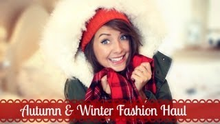 zoella280390 – Autumn & Winter Fashion Haul