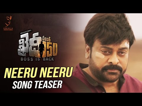 Neeru-Neeru-Song-Teaser-From-Khaidi-No-150