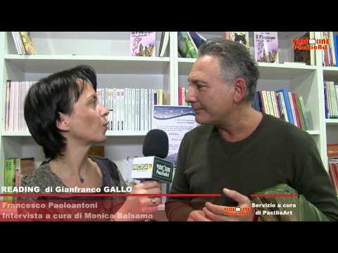 READING CON GIANFRANCO GALLO, FRANCESCO PAOLOANTONI, PEPPE  LANZETTA, GIANLUCA DI GENNARO
