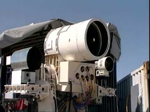 Navy Laser Weapon System LaWS will be deployed in 2014