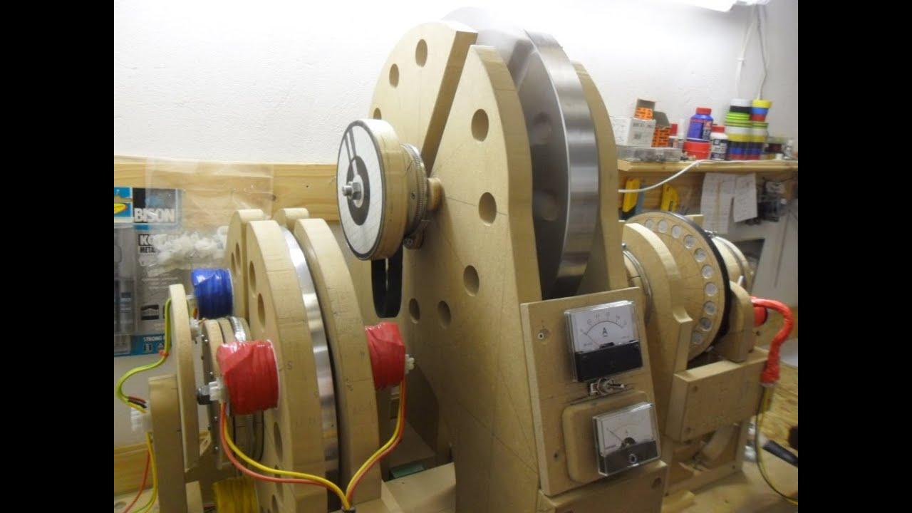 Pulse Motor Generator Update 19 Overunity Is It Or Not Future World Generator 6 Youtube