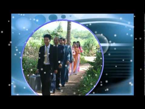 Lễ đính hôn MC & TC - 2011 (bài hát: Yêu nhau, duyên trầu cau)