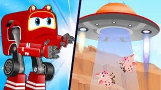 Super Car Baby Rikki on a Mission to Help Baby Cars   Kids Cartoon Song & rhymes