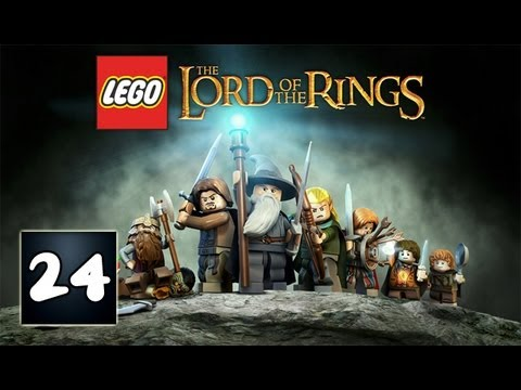 We Play: LEGO: The Lord of the Rings - Part 24 (Gameplay, Walkthrough)