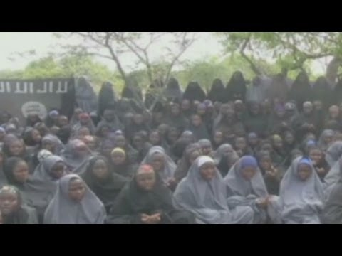 Boko Haram releases new video of Nigerian girls