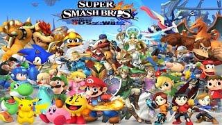 60 Super Smash Bros Wii U/3DS Stage Predictions!!