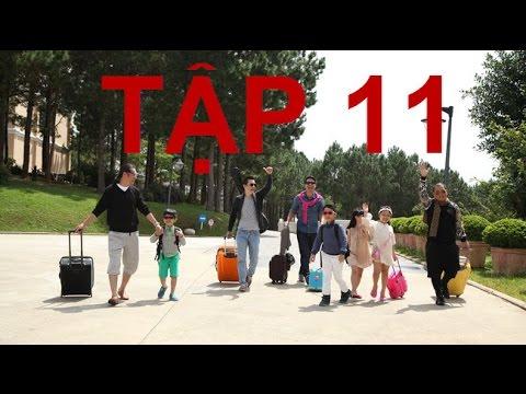 [HD] Bố ơi mình đi đâu thế Việt Nam tập 11 full VTV3 HD - Ngày 10-01-2015
