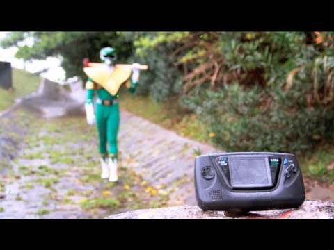 SEGA GAME GEAR SMASH!?