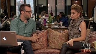 Alyssa Milano Was Like Miley Cyrus? | HPL view on youtube.com tube online.
