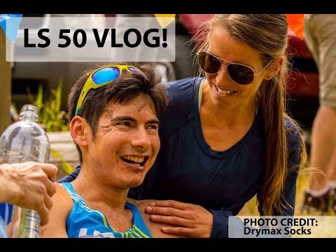 Training for UTMB '17: The Lake Sonoma 50 RACE VLOG | Sage Running
