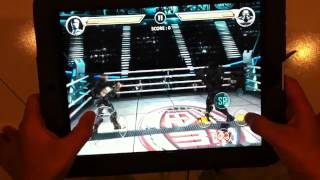 Real Steel Game:Atom Vs Zeus