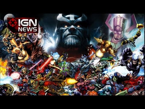 IGN News - Marvel's Phase 3 Movie Plans